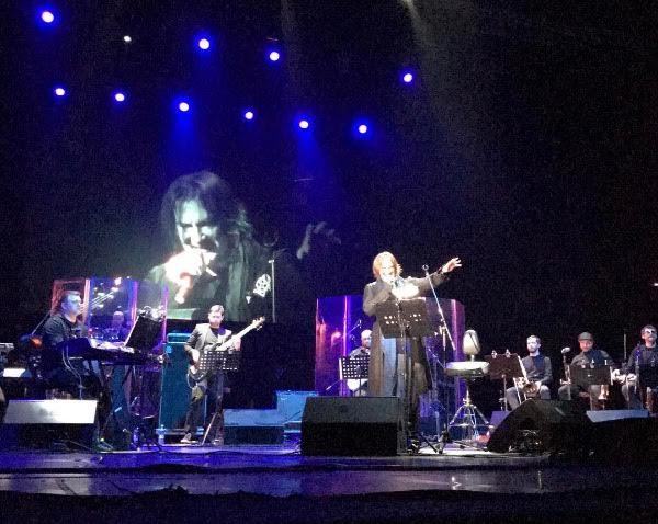 Восторженные и искренние отзывы зрителей о вчерашнем концерте Игоря Миркурбанова в петербургском «Мюзик-холле»