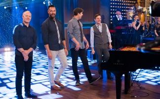 The Piano Guys выступили в «Вечернем Урганте»
