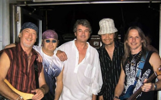 (RU) 2 июня автограф-сессия Deep Purple