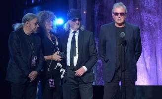 Легендарная группа Deep Purple вошла в Зал славы рок-н-ролла