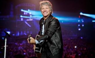 (RU) Bon Jovi уже в Москве!