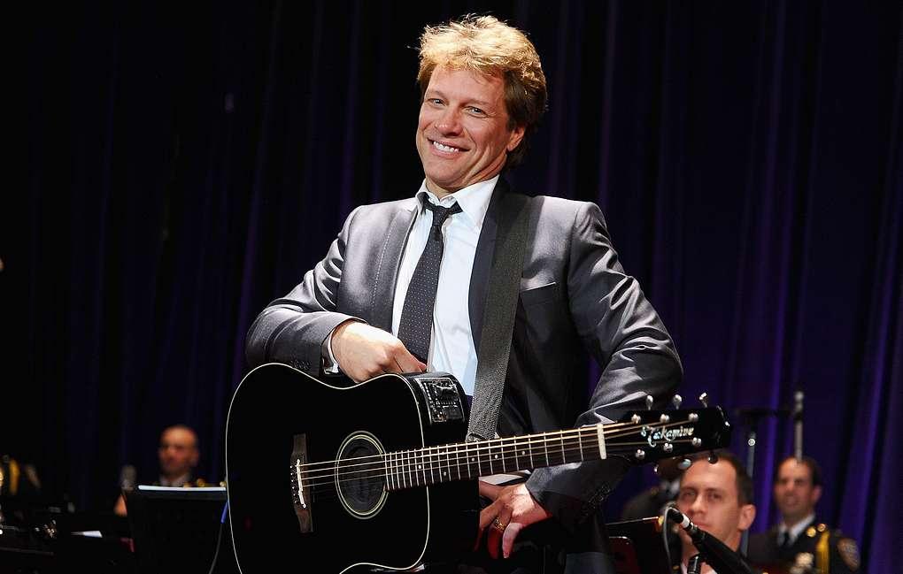Bon Jovi записывают новый альбом