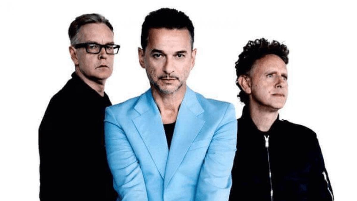 Depeche Mode будут включены в Зал славы рок-н-ролла