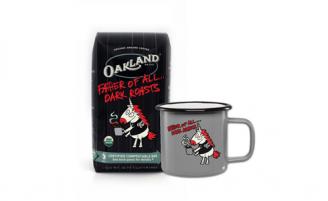(RU) Green Day выпускают новый сорт кофе