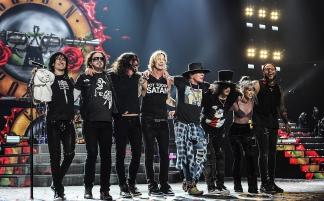 Guns N'Roses переиздают Appetite For Destruction