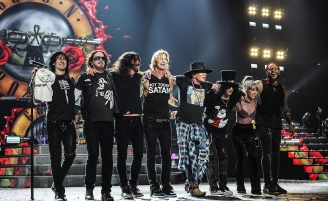 Guns N'Roses переиздают Appetite For Destruction