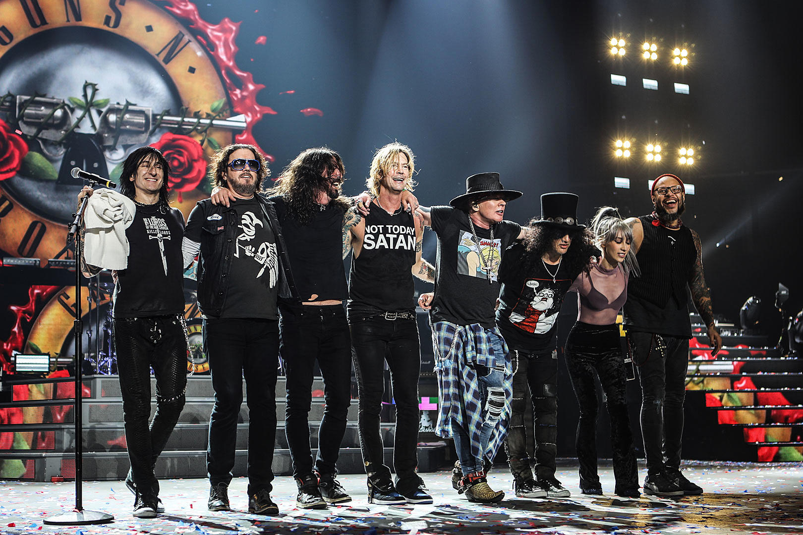 (RU) Guns N'Roses переиздают Appetite For Destruction