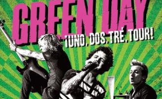 Green Day анонсировали московский концерт!