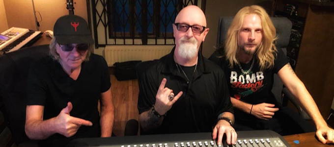 Judas Priest готовят новый альбом