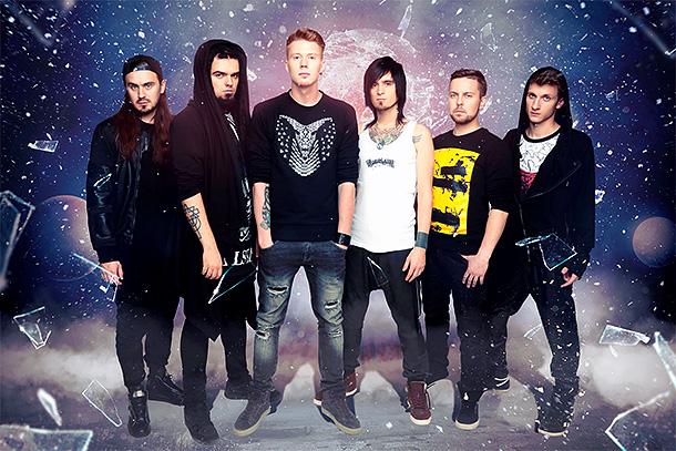 Группа Multiverse откроет концерт Aerosmith в Москве