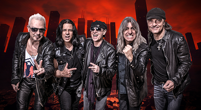 (RU) Объявлен конкурс на группу разогрева для Scorpions