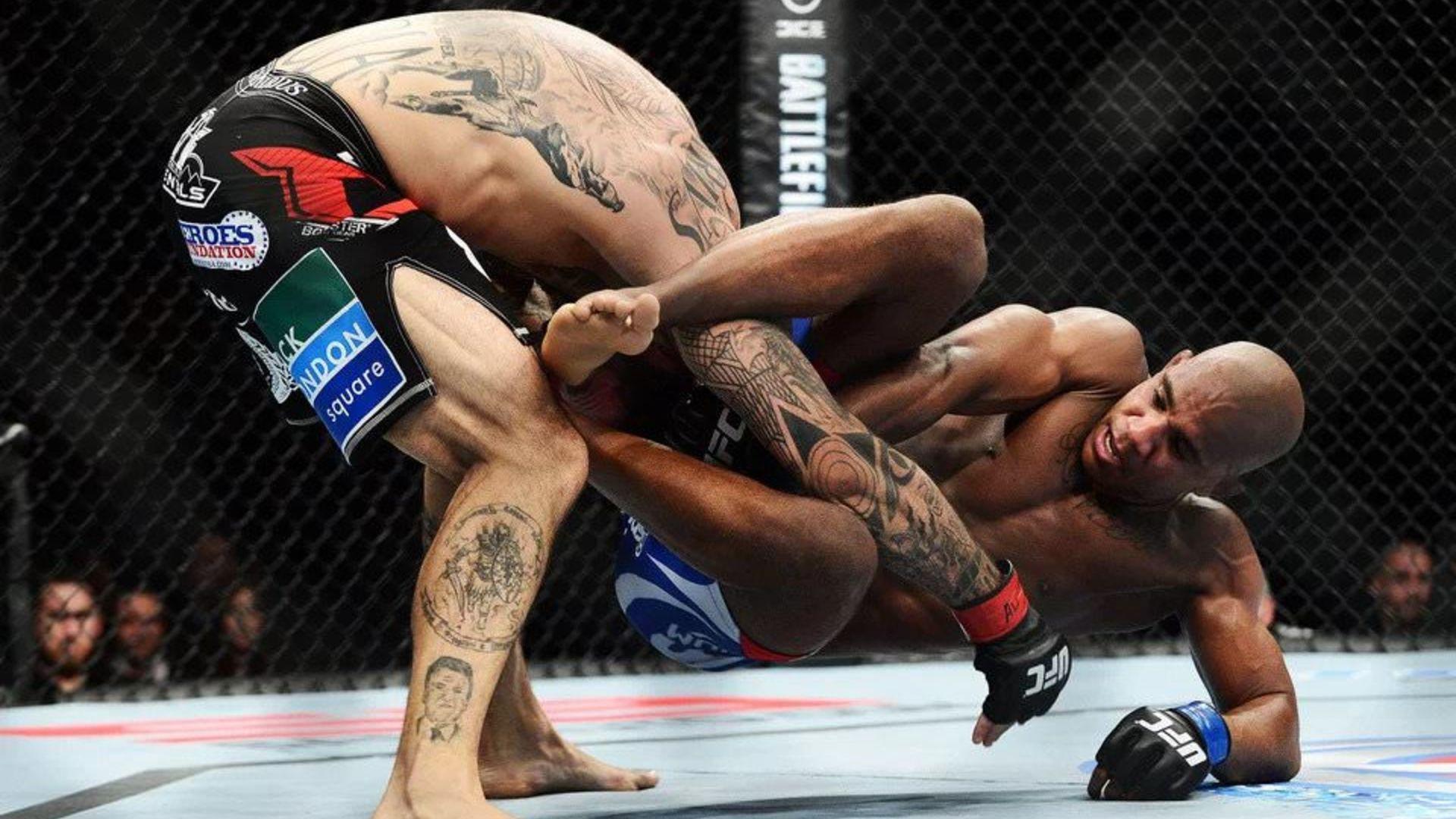 Стали известны все участники московской UFC Night