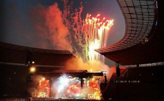 (RU) Guns N'Roses начали европейский тур