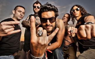 Scorpions объявили группу разогрева