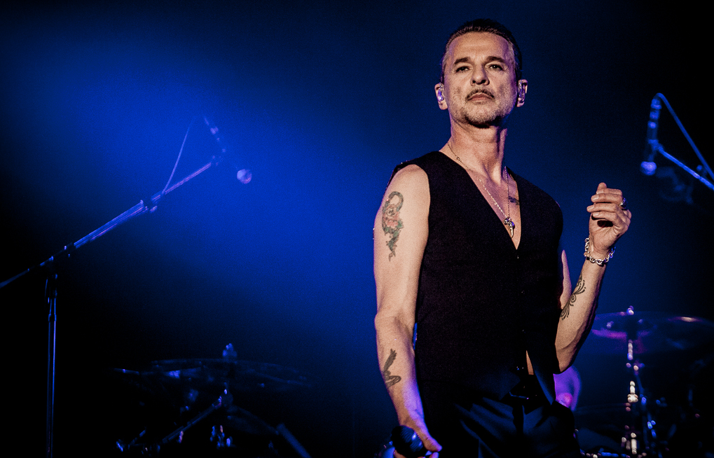 Начался Global Spirit Tour группы Depeche Mode