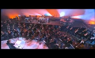 Scorpions — Rock you like a hurricane (live with orchestra)