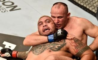 Московская UFC Fight Night попала в топ