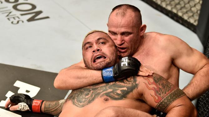 (RU) Московская UFC Fight Night попала в топ