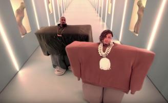 (RU) Клип Lil Pump и Канье Уэста покорил чарты