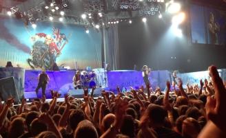 Iron Maiden | 25.06.2016 | СК Олимпийский