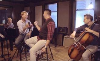 The Piano Guys спели с Клиффом Ричардом