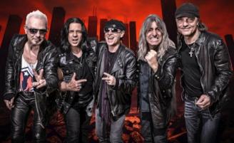 (RU) Scorpions выступили в Петербурге