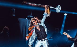 Aerosmith громко попрощались с российскими фанатами
